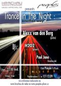 TRANCE IN THE NIGHT